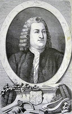 Albrecht Von Haller Poster by Universal History Archive/uig