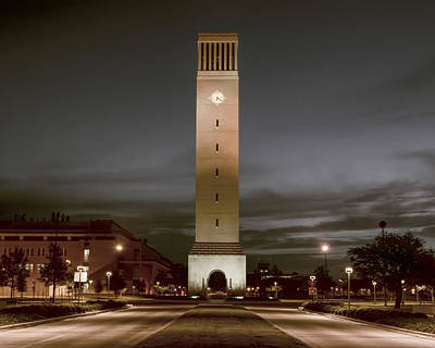 Albritton Bell Tower Poster