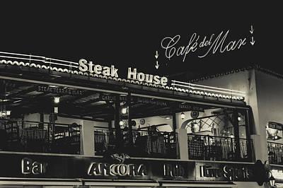 Albufeira Street Series - Steak House Poster