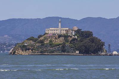 Alcatraz Island Poster by John McGraw