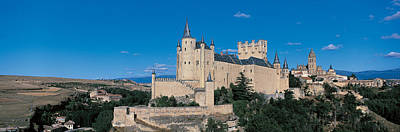 Alcazar Segovia Spain Poster by Panoramic Images