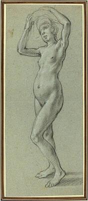 Alessandro Casolani, Italian 1552-1606 Poster by Litz Collection