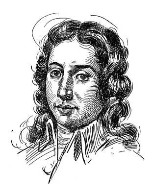 Alessandro Scarlatti (1660-1725) Poster by Granger