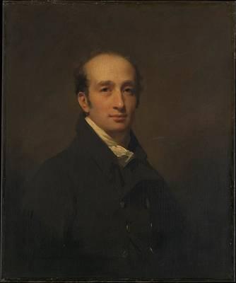 Alexander Maconochie 1777-1861 Poster by Sir Henry Raeburn