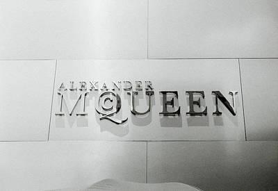 Alexander Mcqueen Poster