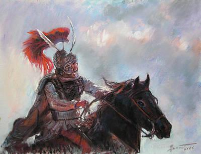 Alexander The Great  Poster by Viola El