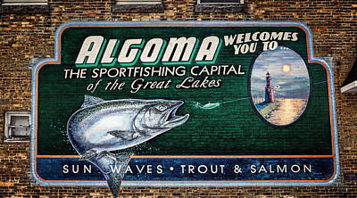 Algoma Welcomes You Poster