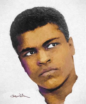 Ali Poster