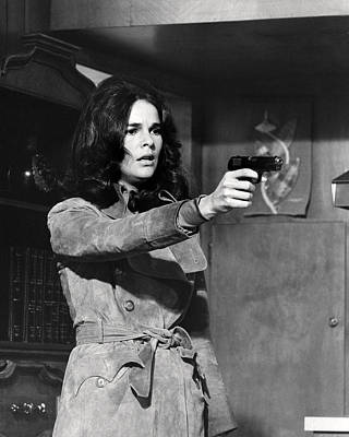 Ali Macgraw In The Getaway  Poster by Silver Screen