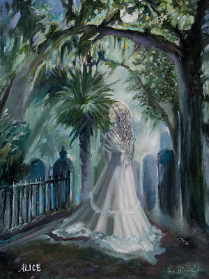 Alice Flagg - The Ghost Of Murrells Inlet Poster
