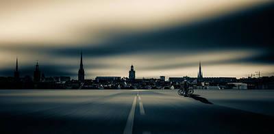All Roads Lead To ... Poster by Marek Czaja