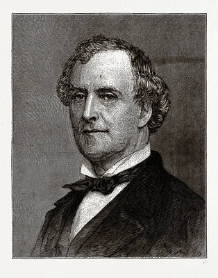 Allan Campbell, The Comptroller Of New York Poster by Litz Collection