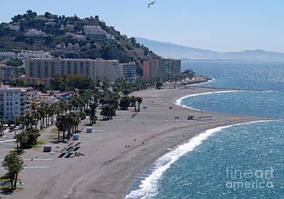 Almunecar Beach - Andalucia - Spain Poster