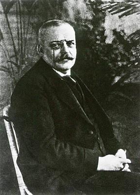 Alois Alzheimer Poster