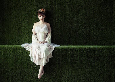 Alone In Wonderland Poster