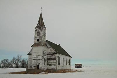 Amazing Grace In North Dakota Poster
