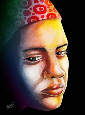 Ambivalence Poster by Anthony Mwangi