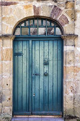 Amelias Door Poster by Georgia Fowler