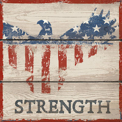 American IIi - Strength Poster