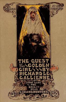American Poster For Roman La Prière De La Vierge Dor Poster