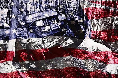 American Wrangler Poster
