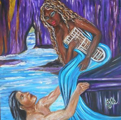 Amethyst - The Siren Poster