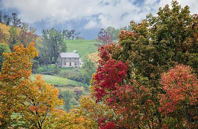 Scenic Amish Landscape 8 Poster