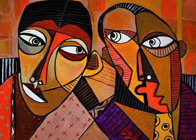 Amor II Poster by Robert Daniels
