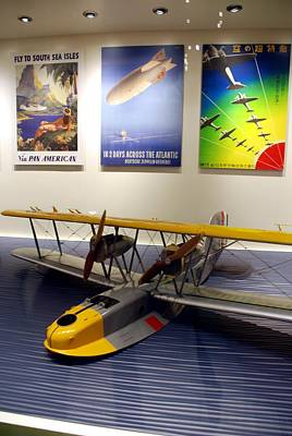 Amphibious Plane And Era Posters Poster
