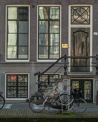 Amsterdam Facade #1 Poster