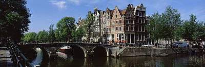 Amsterdam, Holland, Netherlands Poster by Panoramic Images