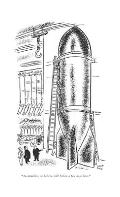 An Armistice Poster by Robert J. Day