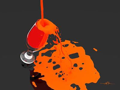 An Orange Dream Poster
