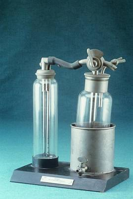 Anaesthetic Apparatus Poster by Science Photo Library
