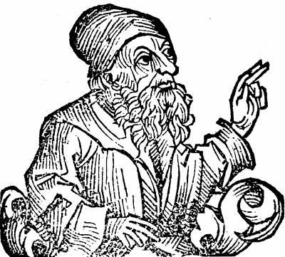 Anaxagoras Poster