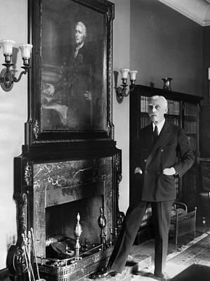 Andrew Mellon (1855-1937) Poster