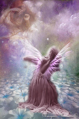 Angel Breath Poster