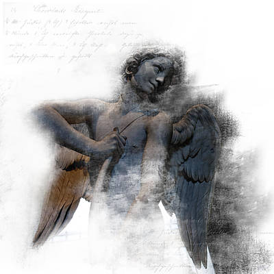 Angel Warrior Poster