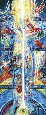 Angels Poster by Yael Avi-Yonah