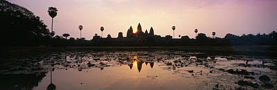 Angkor Vat Cambodia Poster by Panoramic Images