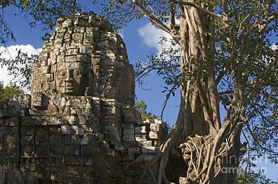 Angkor Wat Cambodia Poster