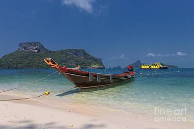 Angthong Marine National Park Poster