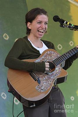 Ani Difranco Poster by Concert Photos