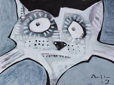Animalia Feles No. 6 Poster by Mark M  Mellon