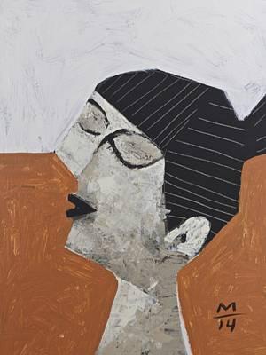 Animus No. 64 Poster by Mark M  Mellon