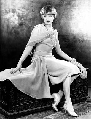 Anna Q. Nilsson, Ca. 1926 Poster
