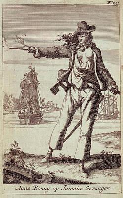 Anne Bonny Poster