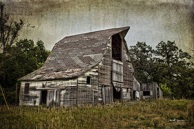 Another Barn Photo Poster by Jeff Swanson