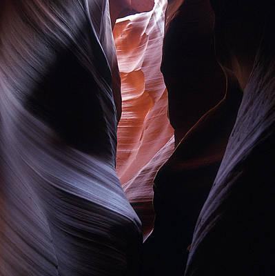 Antelope Canyon 5 Poster