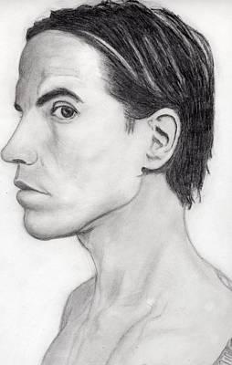 Anthony Kiedis  Poster by Lisa  Esposito
